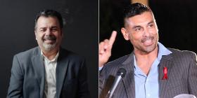 Headshots of Carlos Rincon and Eddie Martinez