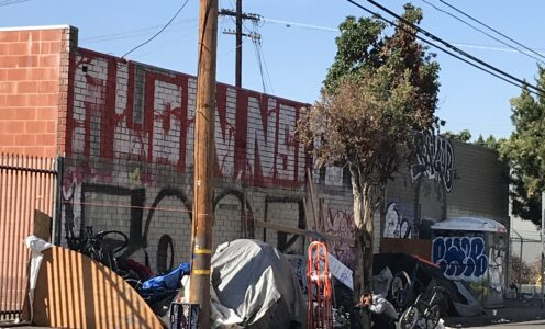 Protest Vote for Trump; LA Pays, Homeless Die; De Leon Clams Up; Calling Kim for Hope of City; Zocalo's Mission Identical; Miss on Pac Life; Pimco's Point
