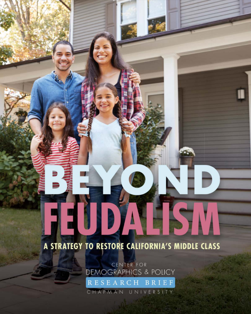 An image of the front cover of Beyond Feudalism