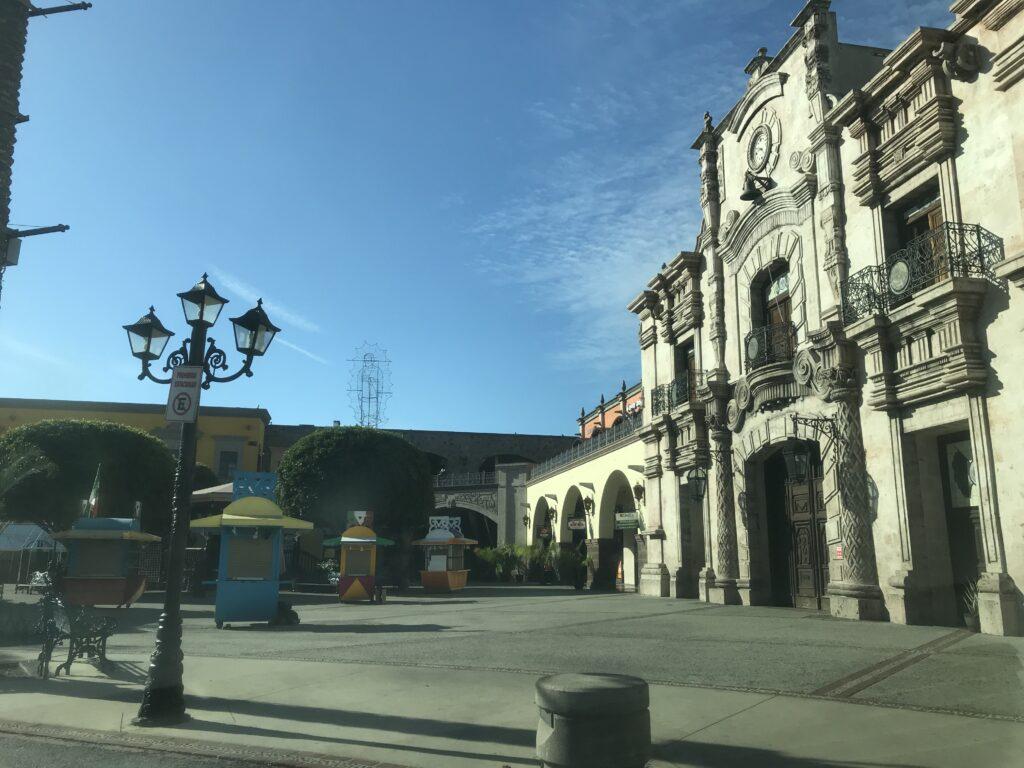 A photo of Plaza Mexico